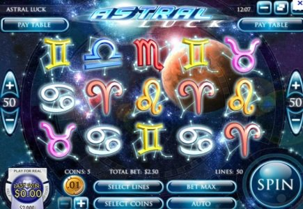 New Slot by Rival Gaming