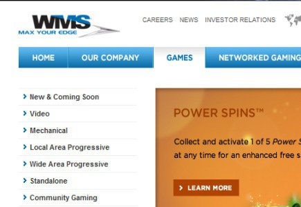 Update: WMS Gaming Gets Nod from Nevada Gaming Control Board