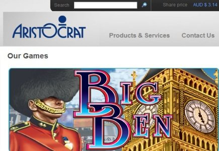 Aristocrat to Present New Apps at G3E