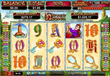 RTG Launches New Fairy-Tale Slot