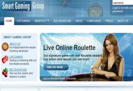On-Premises Live Streaming Wagering at German Casino