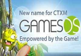 GamesOS - New Name for CTXM