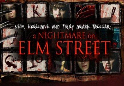 888Casino Presents Exclusive Release - A Nightmare On Elm Str.