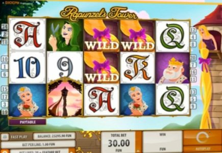 Quickspin Delivers New Fairytale Slot