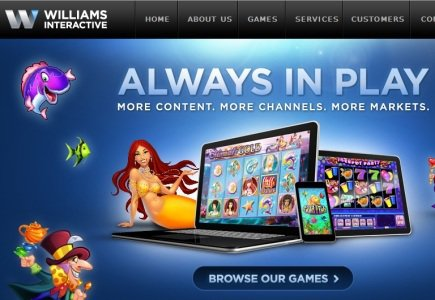 Game Supply Deal Closed by Williams Interactive with Betsson and Unibet