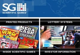 Scientific Games Subsidiaries Consolidate
