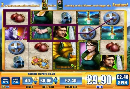 Jackpot Party Launches Two New Slots