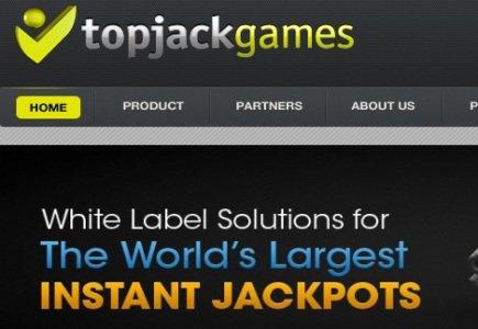 Topjack Games Mega Jackpot Extended to Blacjack!