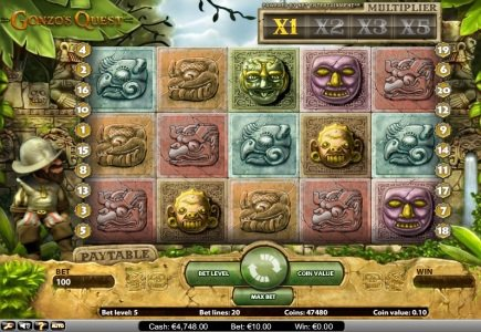 Over Euro 40,000 Hit in One Spin @Vera&John Casino
