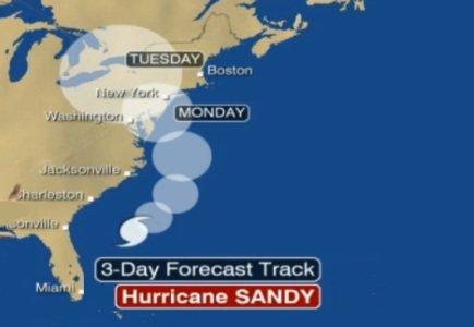 Atlantic City Casinos Face Evacuation Due to Storm?
