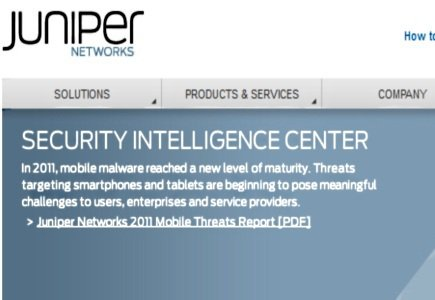 Free Gambling Apps Top Juniper Networks' Security List