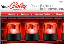 Bally Technologies Appoint New CEO