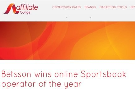 Casino of the Year Award for Betsson