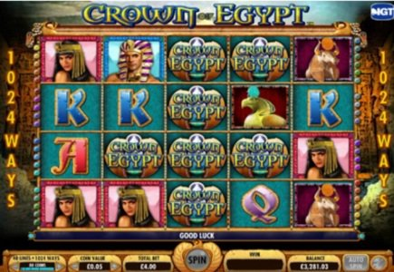 IGT Launches New 1024 Ways-to-Win Slot