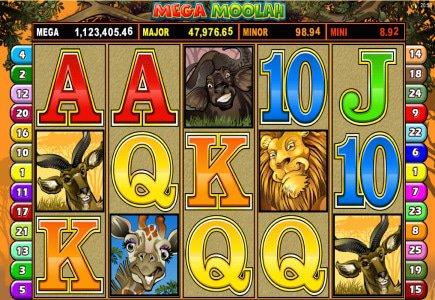 New Online Gambling Millionaire Made by Mega Moolah