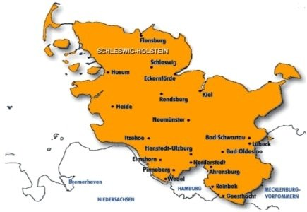 Update: Schleswig Holstein Cautions: Licenses Not Valid for Entire Germany!