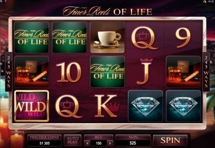 Mobile Roulette and New Online Slot by Microgaming