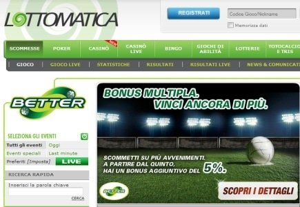 Playoo To Provide Casino And Slot Games To Lottomatica