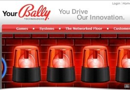 Online Gaming Content Deal for Bally and Openbet