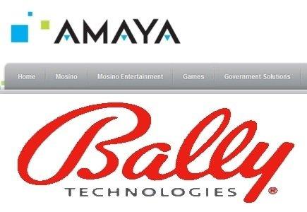 Bally Technologies and Amaya Gaming Ink MoU