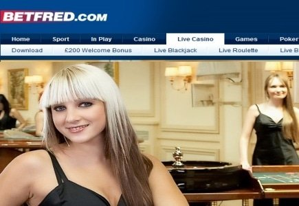 Playtech's Mobile Live Dealer Action Now Available @ Betfred