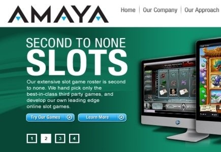 Amaya Clinches Deal in Belgian Market
