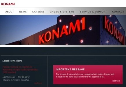 Former Aruze Gaming Exec Moves to Konami Gaming
