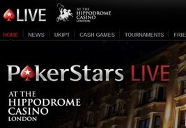 Hippodrome Casino Features PokerStars LIVE