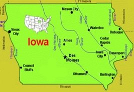 Another Iowa Online Gambling Legalisation Fizzles Out