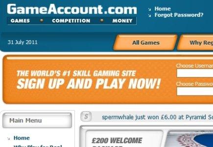 GameAccount Network Launches Crazy Money Online Casino Slot