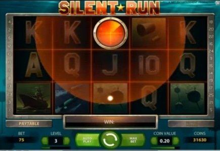 NetEnt's New Slot Features Submarine Wars Theme