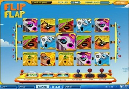 Skill-On-Net Launches New Slots Title