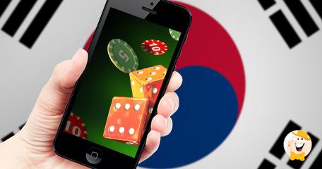 Mobile gambling blooming in korea