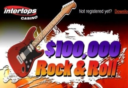 Intertops Casino Launches $100,000 Rock and Roll Competition!