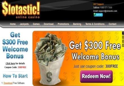 Slotastic Punter Records Massive Win of $95,000
