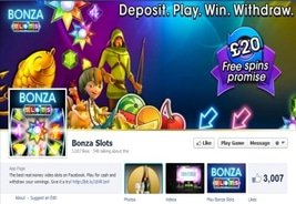 NetEnt's Mega Fortune Slot Goes Live on Facebook via Bonza Gaming