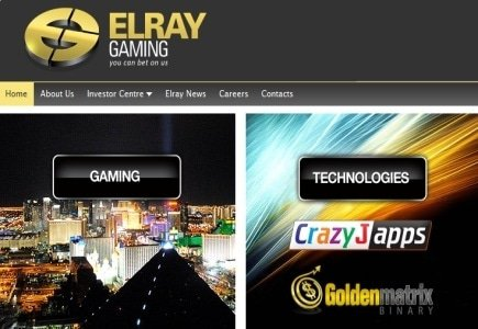 Elray Gaming Consultants to Provide Services to Global Tech