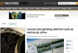 """""""Gambling Litigation Study Group"""" Meeting Held in Indianapolis"""