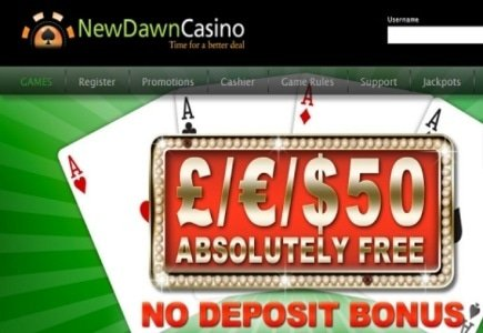 New Dawn Casino Closes Its Virtual Doors After Just A Year of Operation