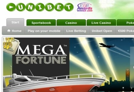 Unibet Offers Play'N'Go Games to Danish Customers
