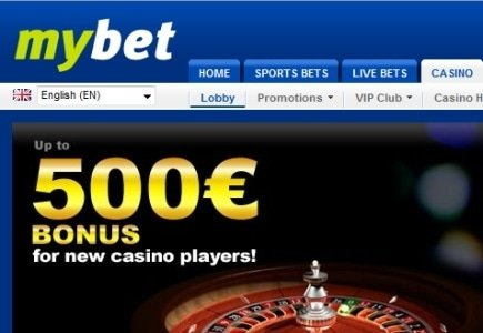 MyBet Online Casino Player Gets Massive Jackpot!