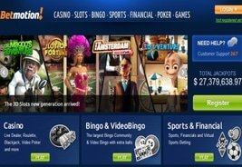 Betmotion and Quickspin Enter Content Supply Deal