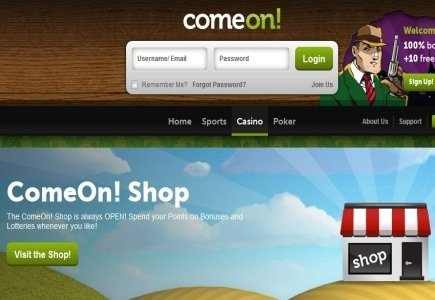 ComeOn and Evolution in Live Dealer Supply Deal