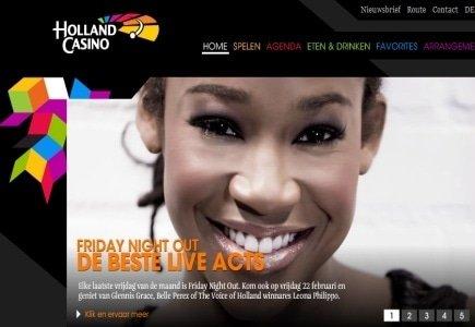 Holland Casino CEO Leaves, No Successor Found Yet