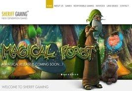 Panda Media to Get Sheriff Gaming Content