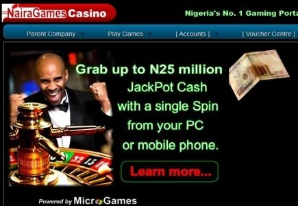 Nigerian Online Casino Hits the Market