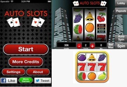 Auto Slots 1.1. Released by NetViking