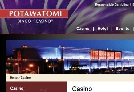 Father's Day Shooting in Potawatomi Bingo Casino