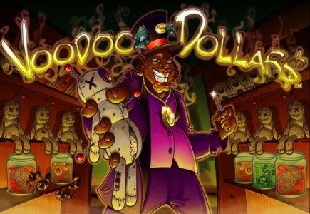 "SkillOnNet Releases New Slot ""Voodoo Dollars"""