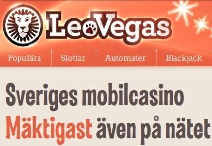 LeoVegas and Play'n Go in Mobile Content Supply Deal